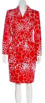 Saint Laurent Vintage Encore Skirt Suit