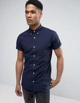 Jack and Jones Slim Short Sleeve Shirt
