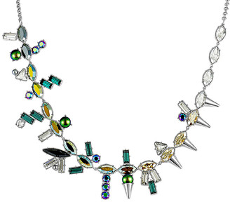 Swarovski Crystal Plated Necklace