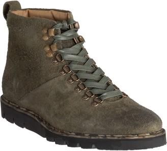 Ross & Snow Stefano SuPreen Weatherproof Plain Toe Boot