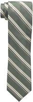 Cole Haan Men's Gelston Stripe 100% Silk Tie