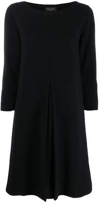 Roberto Collina inverted pleat dress