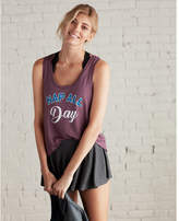 Express Nap All Day Scoop Neck Tank