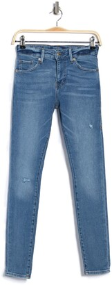 True Religion High Rise Jennie Jeans