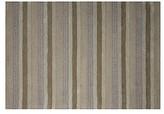 Calvin Klein Sequoia - Boucle Stripe Rug In Stream