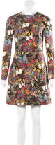 Valentino Resort 2015 Camubutterfly Dress