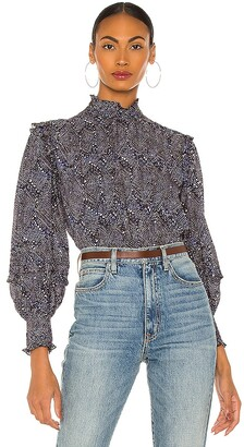 Ulla Johnson Sigrid Blouse