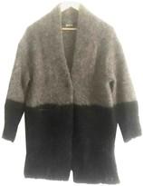 Hoss Intropia Grey Wool Knitwear for Women
