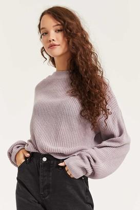 Ardene Bubble Sleeve Sweater