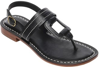 Bernardo Leather Sandals - Tegan