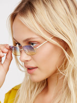 Free People Square If I Care Sunnies