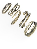 Kendra Scott Women's Robyn 5-Pack Rings