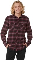 Vans Men's Rebuffed Plaid Flannel Button-Down Shirt