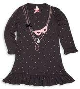 Petit Lem Toddler's Little Girl's & Girl's Printed Nightgown