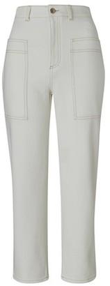 Stella McCartney White jeans