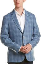 Enzo Linen Sportcoat