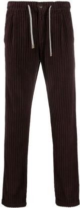 Eleventy Corduroy Drawstring Trousers