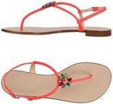Giuseppe Zanotti Design Toe strap sandals
