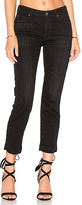 7 For All Mankind Release Hem Straight Ankle.