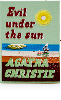 Olympia Le-Tan Evil Under The Sun Book Clutch
