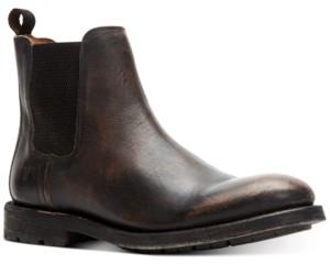 Frye Men's Bowery Chelsea Boots Men's Shoes