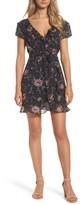 Bardot Women's Gothic Floral Dress