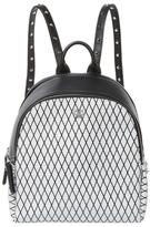 MCM Polke Rombi Mini Backpack