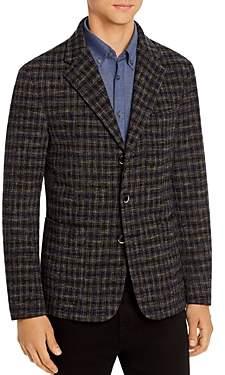 Barena Torceo Tweed Slim Fit Jacket
