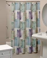 Saturday Knight Inspirations Fabric Shower Curtain