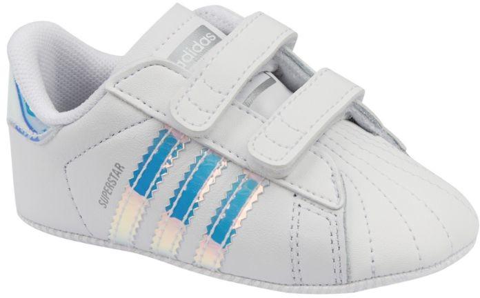adidas Kids Superstar Sneaker Booties