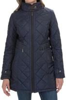 Weatherproof Quilted City Walker Coat (For Women)