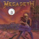 """Crate & Barrel Megadeth """"Peace Sells"""""""