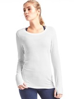 Gap GapFit Breathe long sleeve tee