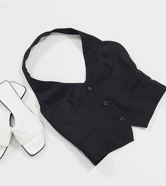 ASOS DESIGN Petite mix & match suit waistcoat