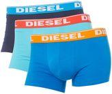 Diesel 3 Pack Shawn Logo Waistband Trunk