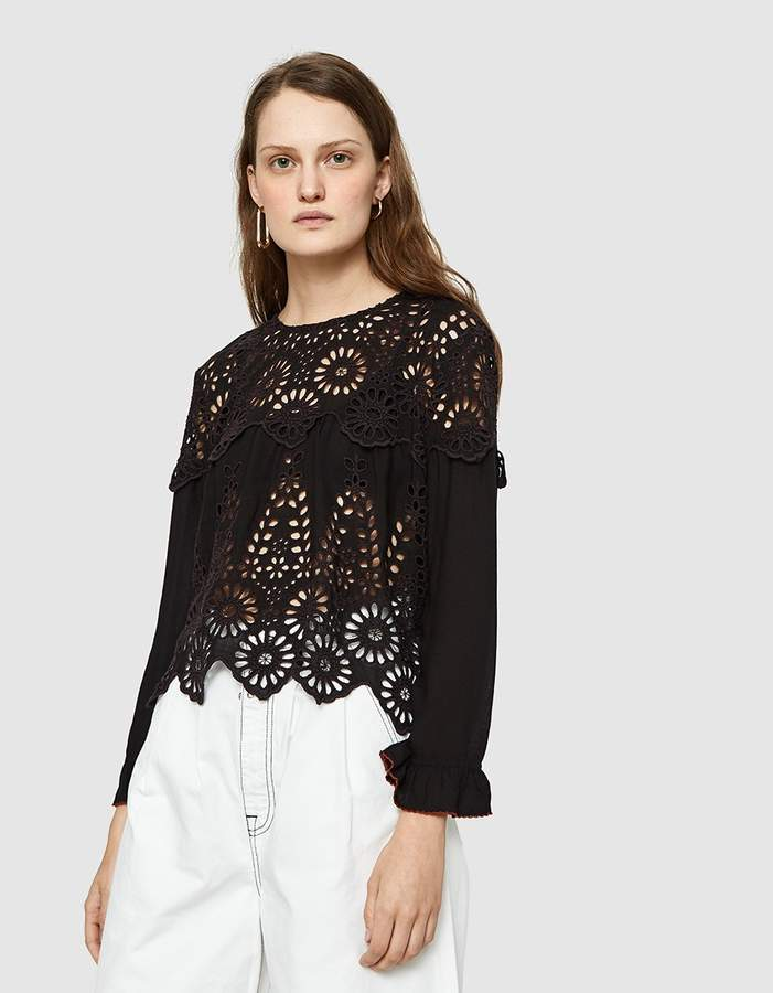 b4d3f105 Ganni Lace - ShopStyle