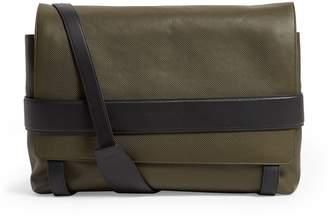 Bottega Veneta Leather Marcopolo Messenger Bag