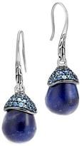 John Hardy Women's Classic Chain - Celestial Orb Drop Earrings