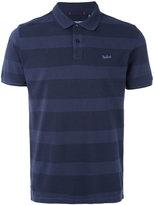 Woolrich striped polo shirt - men - Cotton - M