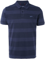 Woolrich striped polo shirt - men - Cotton - XL