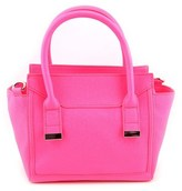 Danielle Nicole Alia Mini Satchel Women Synthetic Pink Satchel.