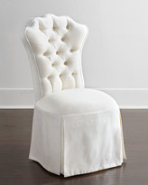 Haute House Allison Tufted Vanity Chair
