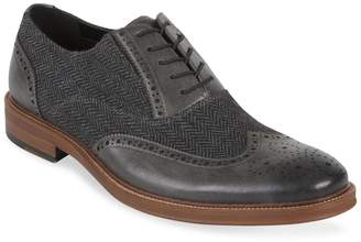 Kenneth Cole Reaction Palm Lace-Up Oxfords