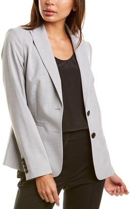 Donna Karan Tropical Suit Jacket