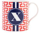 Jonathan Adler Red Carnaby Mug - X