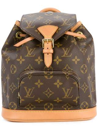 Louis Vuitton Pre Owned mini Montsouris backpack