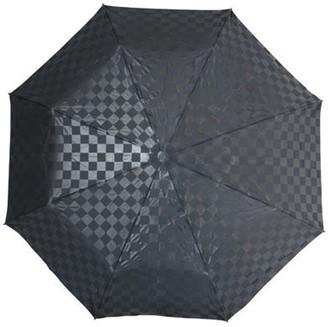 Shelta Checkerboard print umbrella