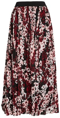 Max & Co. Floral Midi Skirt