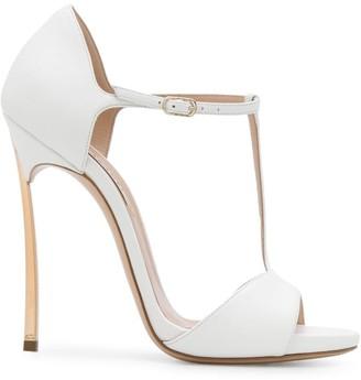Casadei T-Bar Strap Sandals