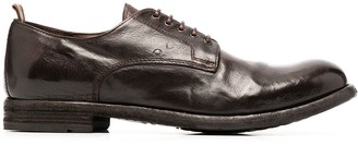 Officine Creative Journal lace-up shoes